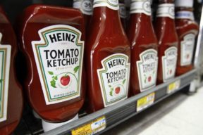 experience design ketchup bottle