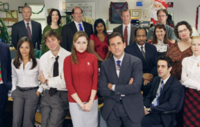 The Office series cast can be social media managers