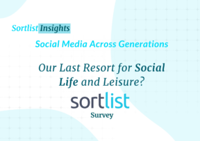 Social Tools: Our Last Resort to Keep a Semblance of Social Life and Leisure? Yes According to 78% Of Millennials and 33% Of Boomers | 2021 Survey