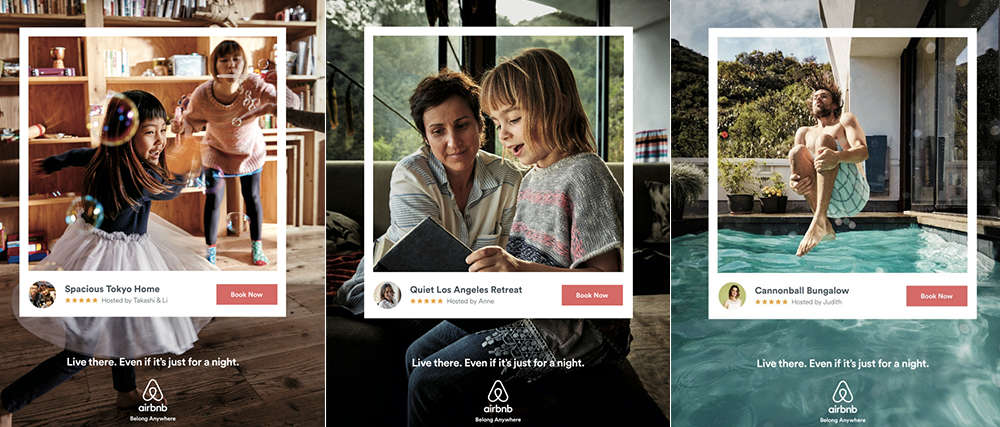 live there airbnb marketing strategy