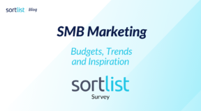 SMB marketing: survey on marketing budgets in 2021